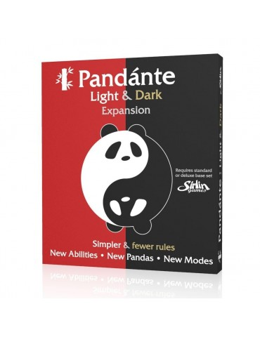 Pandánte: Light & Dark