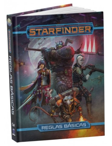 Starfinder: Reglas Básicas