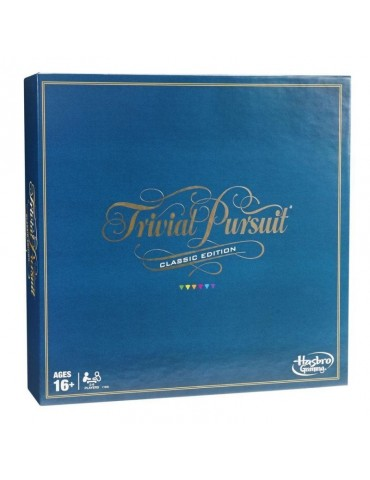 Trivial Pursuit Clasico
