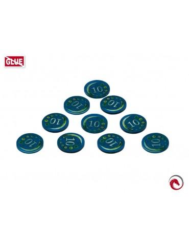 Set de Monedas de 10...