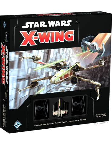 Star Wars X-Wing Core Set...