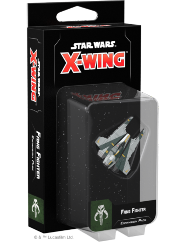 Star Wars X-Wing Fang...