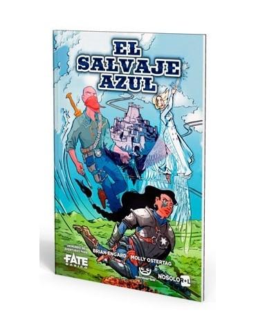 El Salvaje Azul + Copia...