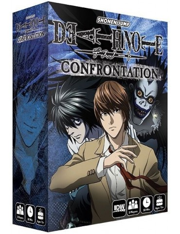 Death Note Confrontation...