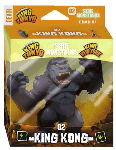 King of Tokyo / King of New...