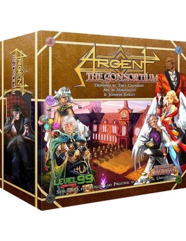 Argent: The Consortium -...