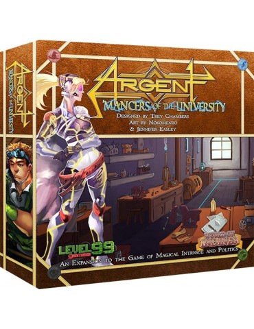 Argent: Mancers of the...