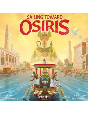Sailing Toward Osiris (Inglés)