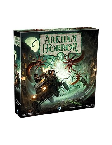 Arkham Horror Third Edition...