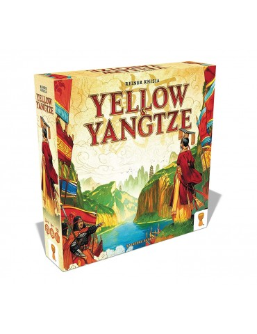 Yellow & Yangtze (Inglés)
