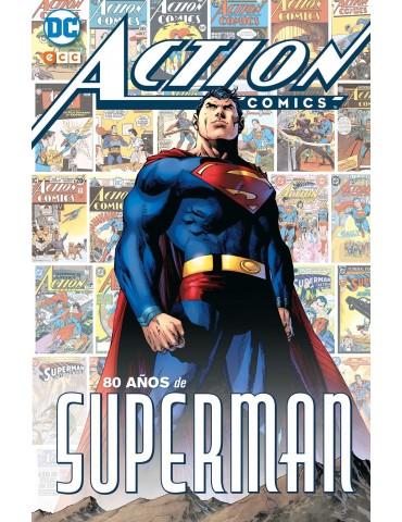 Action Comics: 80 años de...