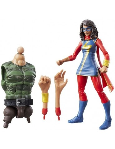 Figura Marvel Legends: Ms....