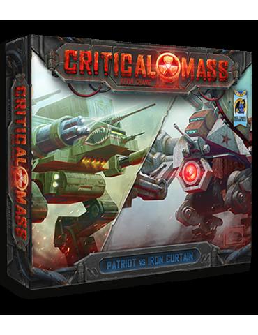 Critical Mass: Patriot vs...