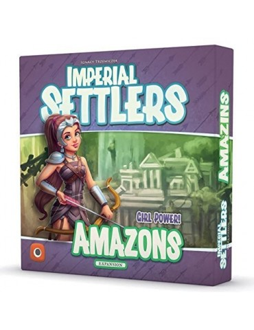 Imperial Settlers: Amazons...