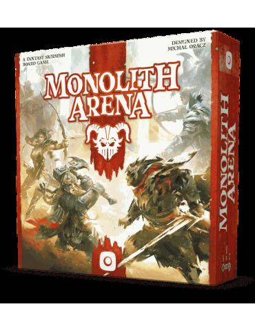 Monolith Arena (Inglés)