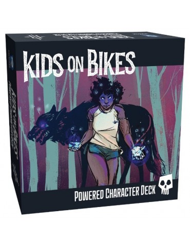 Kids on Bikes RPG: Powered...