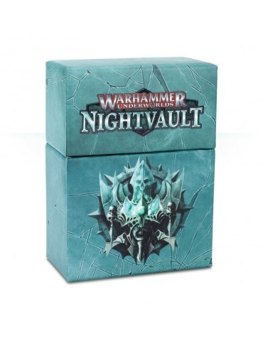 Caja de cartas Warhammer...