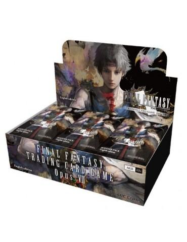 Final Fantasy TCG: Opus VII...
