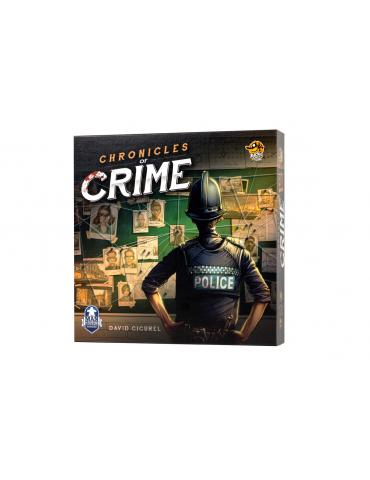 Chronicles of Crime (Inglés)