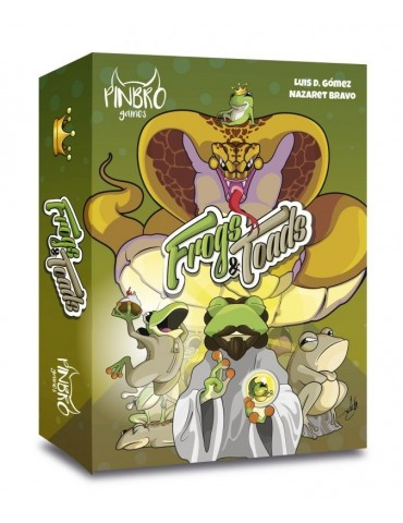 Frogs & Toads + Promo firmada