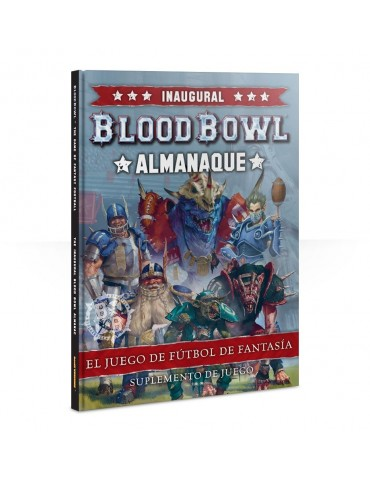 Blood Bowl: Almanaque...