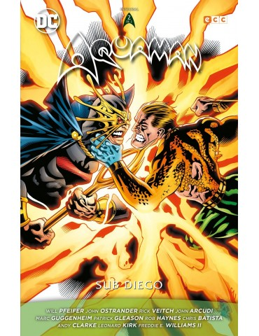 Aquaman: Sub Diego vol. 02...