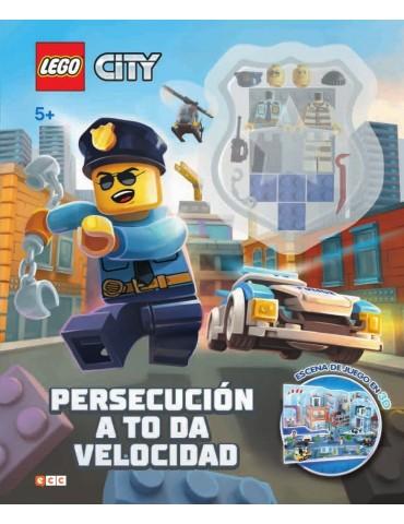 LEGO City: Persecución a...