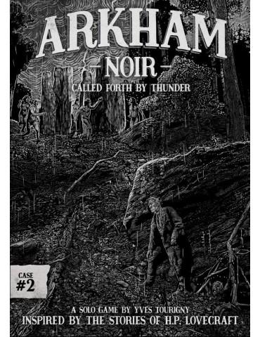 Arkham Noir: Case 2 -...