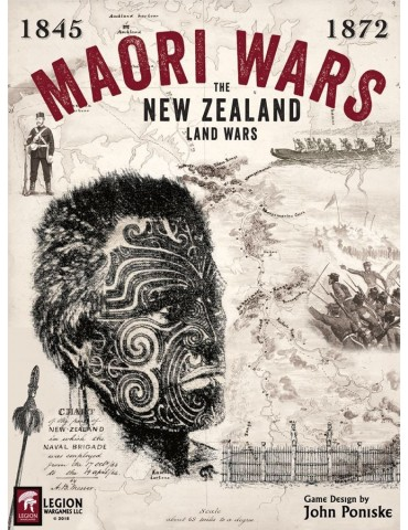 Maori Wars: The New Zealand...