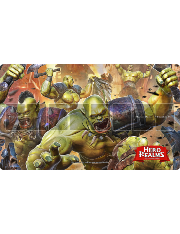 Tapete Hero Realms: Rampage