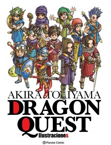 Dragon Quest Ilustraciones