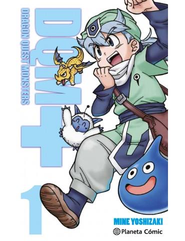 Dragon Quest Monsters Nº01/15