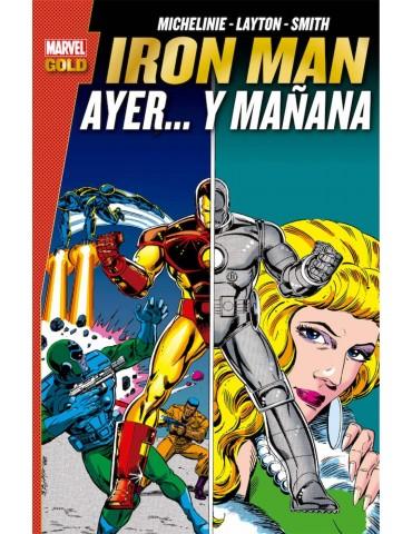 Iron Man: Ayer... Y Mañana