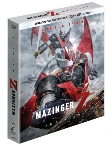 Mazinger Z Infinity Edicion...