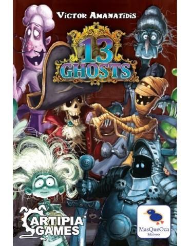 13 Ghosts (Castellano)