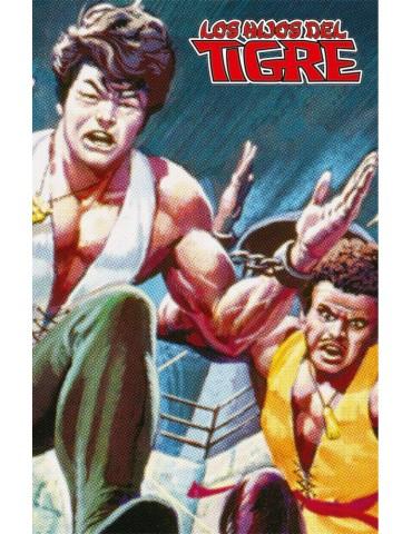 Los Hijos del Tigre (Marvel...
