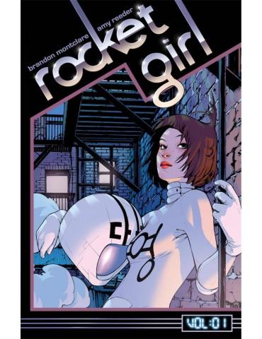 Rocket Girl 01. Tiempos al...
