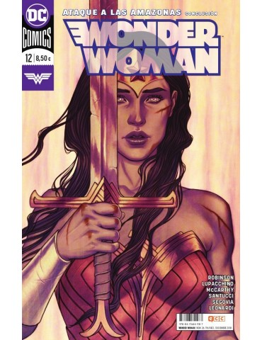Wonder Woman núm. 26/ 12