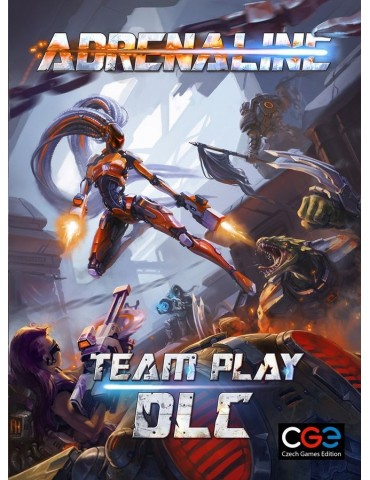 Adrenaline: Team Play DLC...
