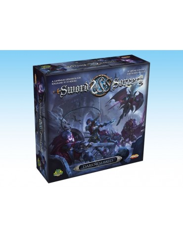 Sword & Sorcery: Darkness...