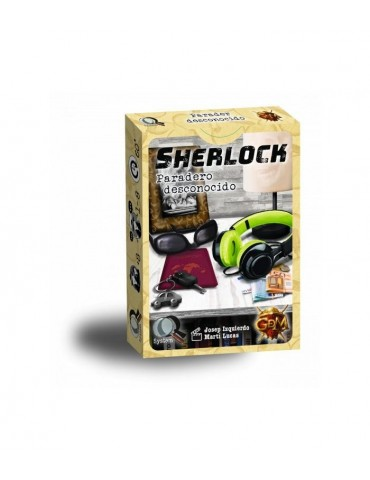 Serie Q Sherlock: Paradero...