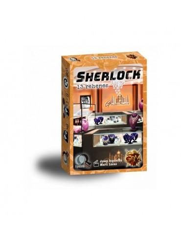 Serie Q Sherlock: 13 Rehenes