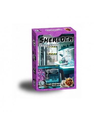 Serie Q Sherlock: Propagación