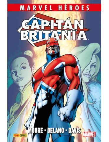 CMH 92: Capitán Britania