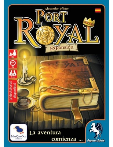 Port Royal: Expansión La...