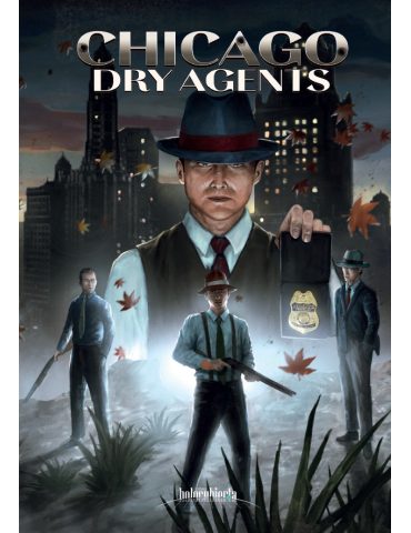 Chicago Dry Agents