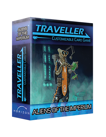 Traveller Customizable Card...