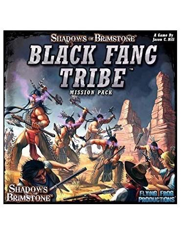Shadows of Brimstone: Black...