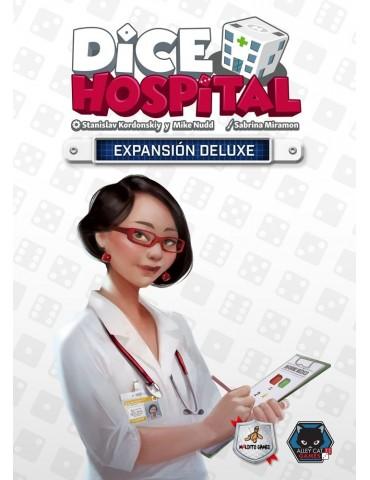Dice Hospital: Expansión...