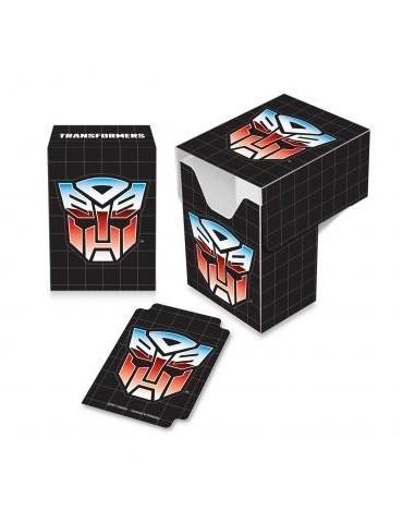 Caja de mazo Autobot...